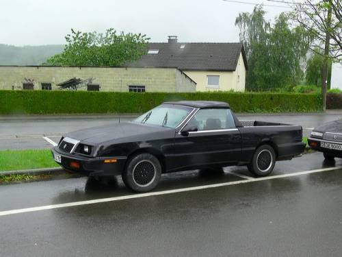How to buy Chrysler LE Baron  Selling Cars in Your City
